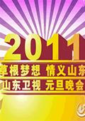 山东卫视2011元旦晚会