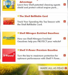 Shell Motorist 360手机助手