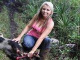 澳洲女子比基尼打猎 土豪重口味