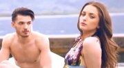 男女超模性感泳装写真 泳池别样的清凉走秀