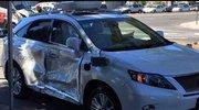 又出事了 谷歌无人驾驶汽车遭遇严重车祸