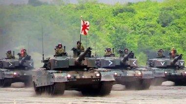 同是掉轮子 日本战车为何质量不如中国坦克