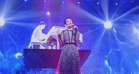 上季冠军刘涛华丽回归 一首《剪爱》强势开场
