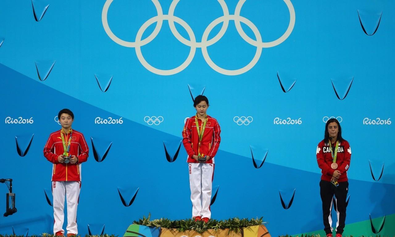 心系祖国,直击奥运