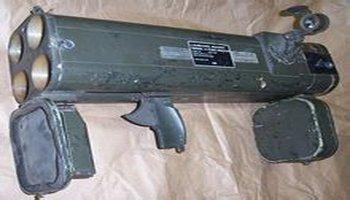 m202a1 flash四联装火箭筒