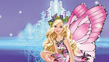 芭比之彩虹仙子之人鱼公主 芭比彩虹仙子人鱼 芭比仙子之高清图片