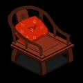 东煌古风 太师椅(附软垫).png