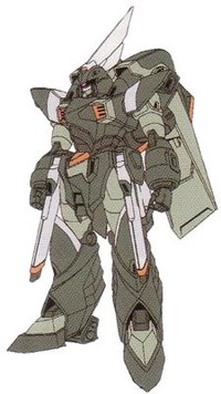 ZGMF-601R盖茨R