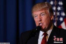 特朗普:不就朝鲜问题划红线 如必要将直接行动