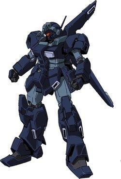 RGM-96Xs杰斯塔(杰札尔队配备型)