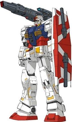 KRX-001全装爆破型精神感应高达
