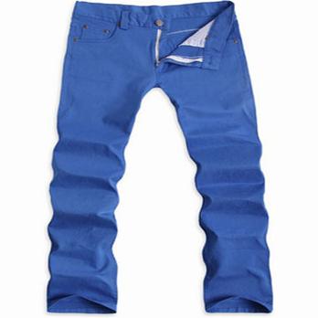 搭休闲长裤yj165水蓝色l