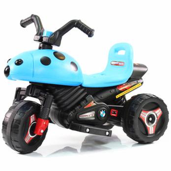 快乐牌三轮车儿童电动摩托车