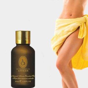 ailuomaniya艾罗玛精油紧实刷刷尼雅30ml减瘦身有用到底瘦腿吗图片