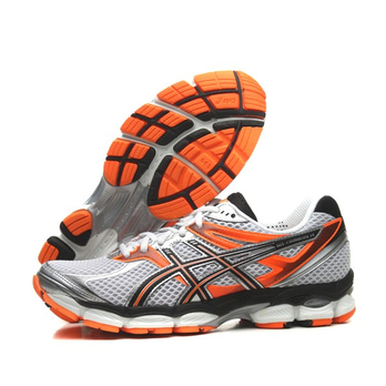 亚瑟士asics男鞋缓冲跑步鞋运动鞋t246n-0190