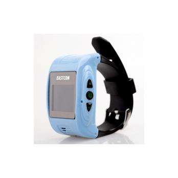 易安宝2012新款gps定位手表手机儿童手机老人手机