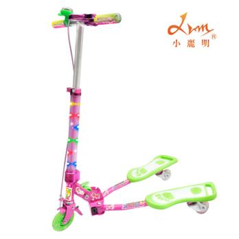 小丽明儿童蛙式滑板车