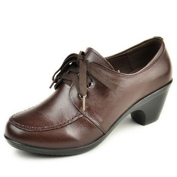 上海皮鞋厂正品花牌秋冬女鞋