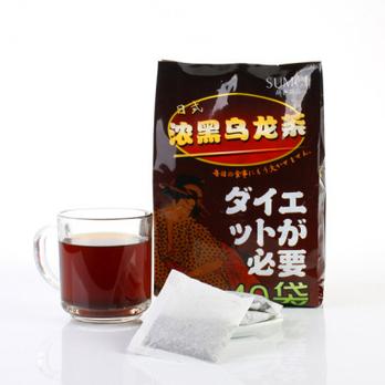 尚客茶品 乌龙茶 日式浓黑乌龙茶 200g - 茶叶/