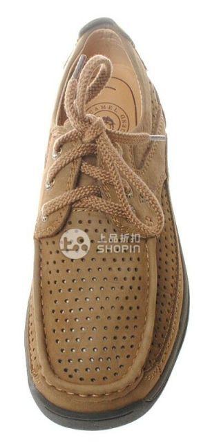 骆驼牌专柜正品单鞋2308014
