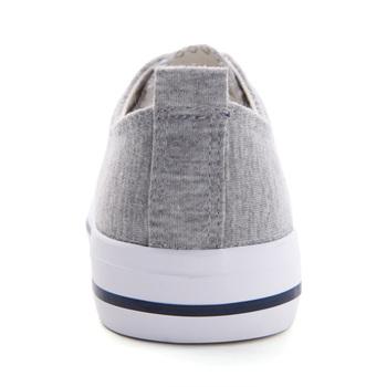 版时尚帆布鞋女款