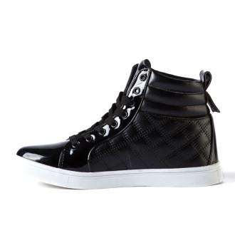 高邦运动鞋英伦学院酷派平跟