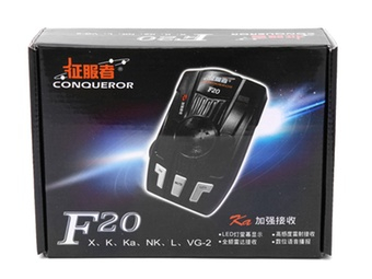 f20超强雷达测速预警仪