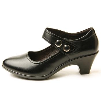 康妮琦 妈妈鞋 高跟鞋子