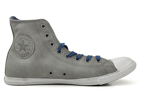 star系列牛皮材质跳色高帮鞋
