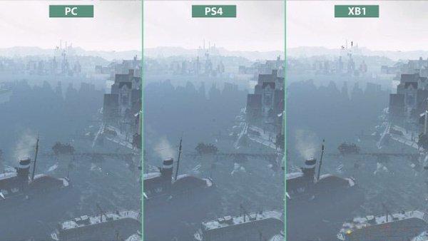 《羞辱2》PC PS4 XboxOne画质对比!PC版无优势3.jpg