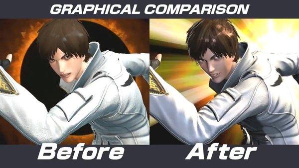 《拳皇14》画质对比宣传片公布5.jpg