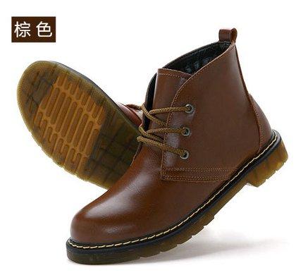 时尚男士英伦范皮鞋ds