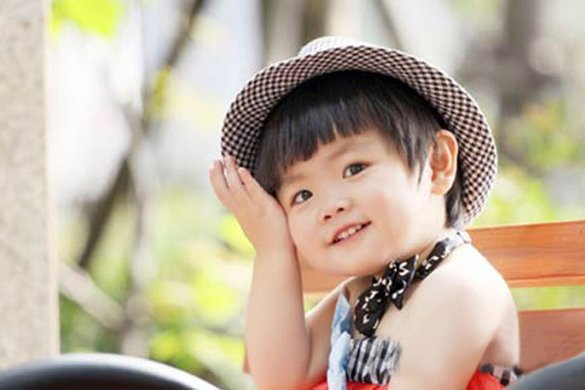 梵古儿童写真【0