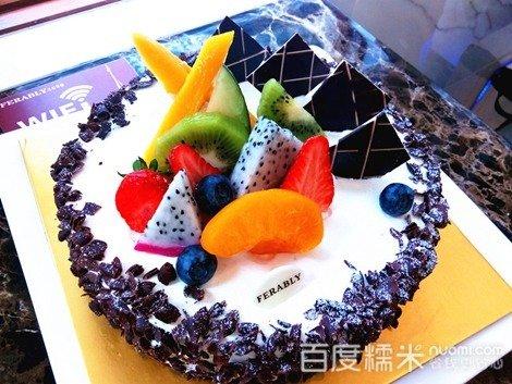 营养山店巧克力乐园图片蛋糕!美味可口,美食健布丁五指吃货图片