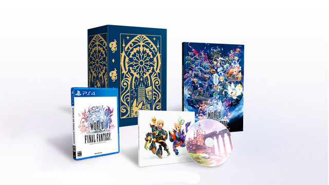 SE公布《最终幻想:世界》发售日期
