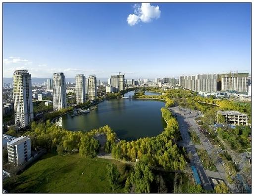 太原市龙潭公园