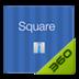 360手机桌面主题—square