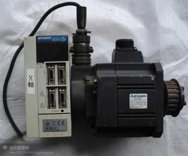 三菱伺服驱动器mr-j2s-60a加驱动马达,还需要什么设备