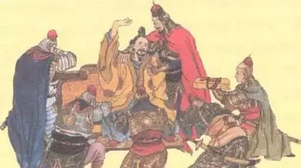 皇帝杀了帮他的小兵:知情后大家都服了 - 一统江山 - 一统江山的博客