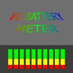 VU Battery Meter