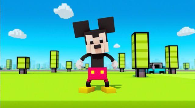 《迪士尼天天过马路》首支宣传片曝光 与人气角色一起过马路