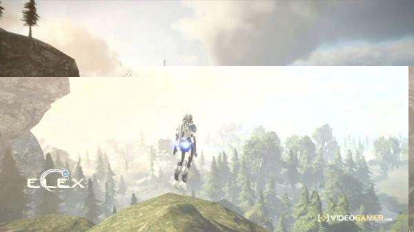 最新开放世界RPG《Elex》大量截图公开