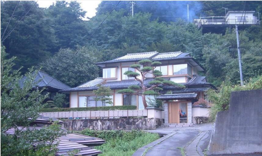 日本真实农村乡下生活照