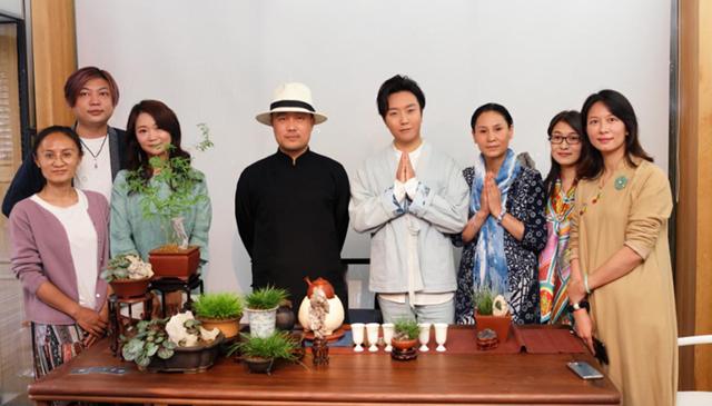 玉毓生辉-念:这是一场全新意义的沉浸式茶会雅集