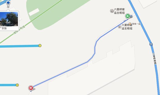 从六里桥长途汽车站到地铁9号线怎么走最近
