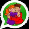 Hug Icons for Whatsapp