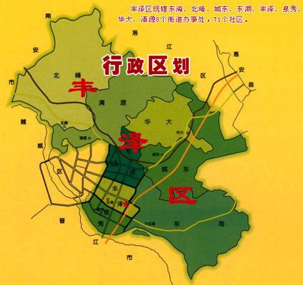 镇海区行政区划 地图
