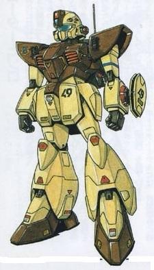 RGM-119D沙漠用杰姆斯钢(AAAA队所属机)