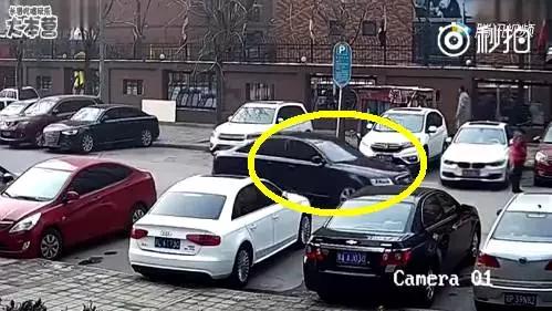 【转】北京时间     蠢哭!女司机倒车来回几次不入坑 撞车一气呵成 - 妙康居士 - 妙康居士~晴樵雪读的博客