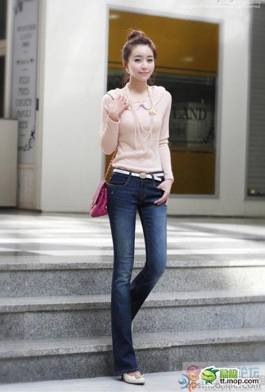 韩国美女模特叫什么名字